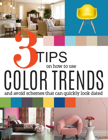 3 Trend Tips Color Quick Lesson