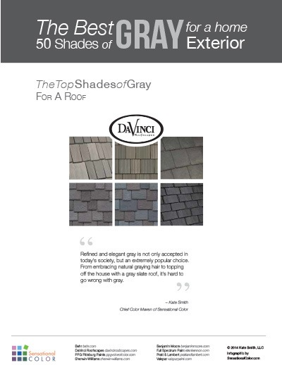 50 Shades of Gray Home Exterior Page 1