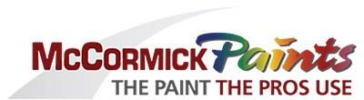 McCormick Paints Logo